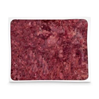 Rinderhalsfleisch (gewolft) - Frostfutter Vertrieb