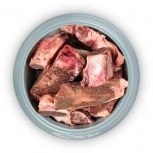 Knochen-Knorpel-Mix vom Kalb