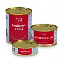 Wet Food - Complete Menu with beef