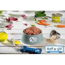 Huhn mit Reis (gegart) - BAF to GO