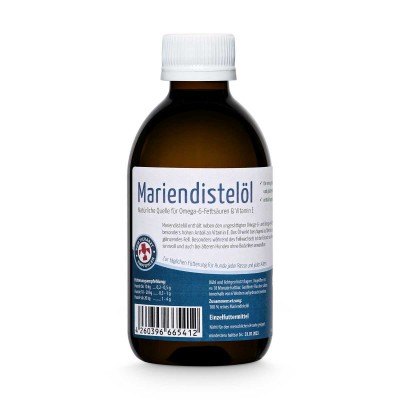 Mary Thistle Oil - Frostfutter Vertrieb