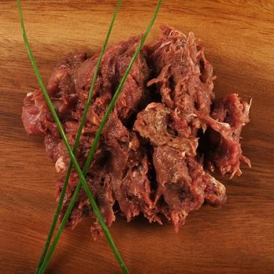 Pferdemuskelfleisch (gewolft) - eBARF® Premium - Frostfutter Vertrieb