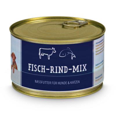 Fisch-Rind-Mix (gegart) - BAF to GO - Frostfutter Vertrieb