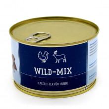Wild-Mix (minced) - BAF to GO