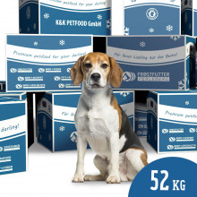 52 kg - Barf-Special-Paket