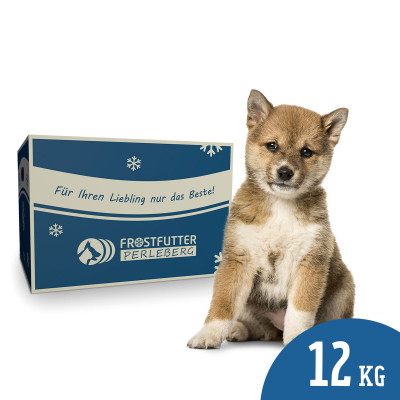 BARF-Paket für Welpen - Frostfutter Vertrieb