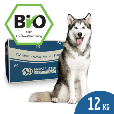 12,5 kg ORGANIC-BARF-Complete Package - Frostfutter Vertrieb