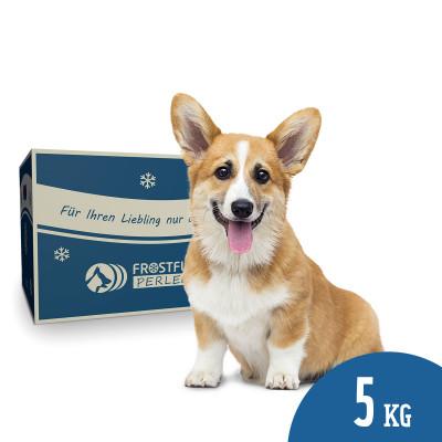 BARF Complete Paket - für kleine Hunde - Frostfutter Vertrieb