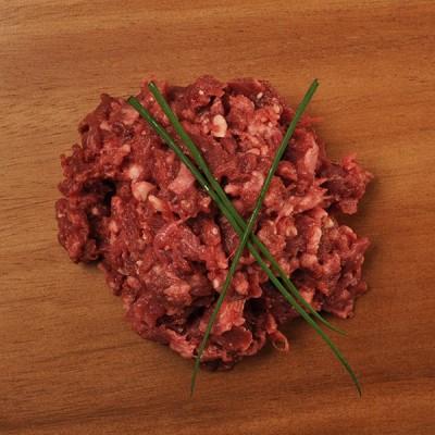 Rinderherz (fein gewolft) - eBARF® Premium - Frostfutter Vertrieb