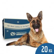 BARF Complete Paket - für große Hunde