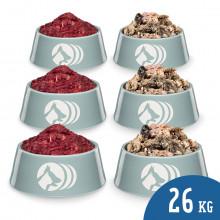 Grüner Pansen & Huhn-Rind-Mix - Bundle
