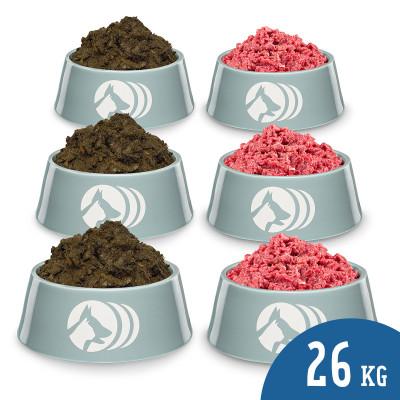 Blättermagen & Hühnerkarkasse - Bundle - Frostfutter Vertrieb