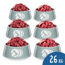 Rinderhalsfleisch & Maulfleisch - Bundle