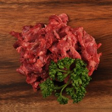 Premium tartar steak - minced