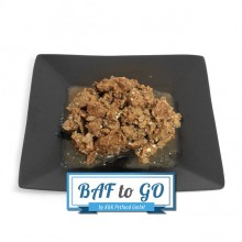 Beef Heart (minced) - BAF to GO